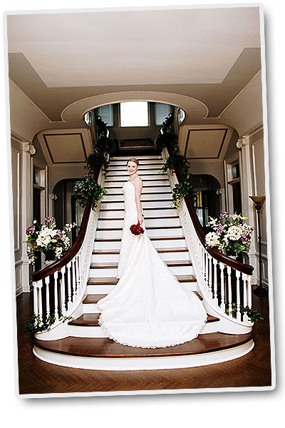 Southern Wedding Venue unlike no other - All-Inclusive Wedding Packages and wedding receptions